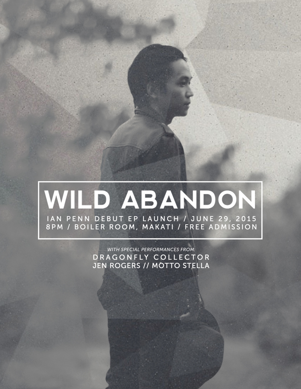 Ian Penn Wild Abandon EP Launch