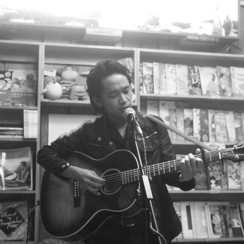 Mt. Cloud Bookshop, Baguio City